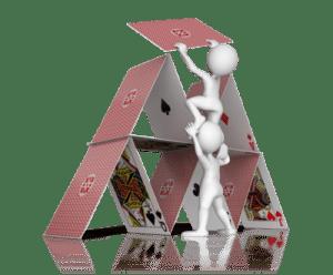Door spreiding én via putten uit een ruim aanbod rekenen we op meer stevigheid
