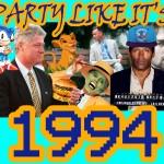 Clinton, Forrest Gump, The Mask, de Leeuwenkoning en de obligatiecrash