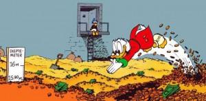 Onrust bij de rijke spaarder