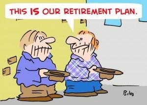 Als dit uw idee van pensioensparen is hoeft u nu niets te doen.