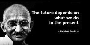 future result of present