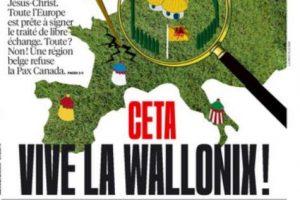 Het verzet tegen Ceta, geen nieuw Asterix-album
