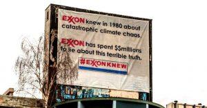 Exxon komt in veel duurzame ETF's voor. Globaal scoren deze slecht op vlak van spreiding en rendabiliteit