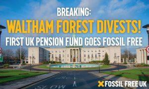 fossielvrij pensioenfonds - Pensioenfondsen in VK moeten voortaan met ESG rekening houden.