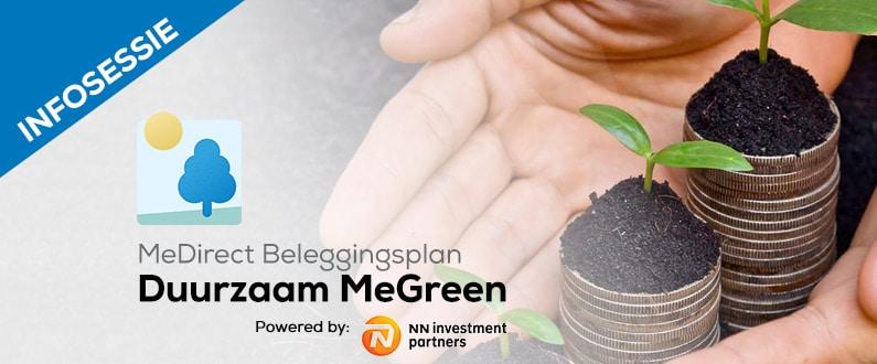 MeDirect lanceert DuurzaamMeGreen