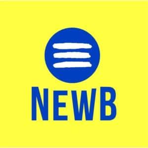 NewB gelukkige verjaardag